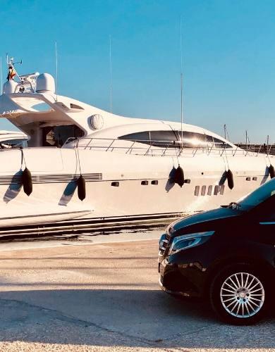 marina ibiza drivers